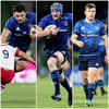 The Leinster depth chart: Three Test tightheads and another back row battle