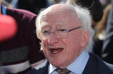 Jeffrey Donaldson hopes Michael D Higgins will rethink decision to miss centenary service