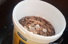 'I just started laughing' - Employee was paid with bucket of 5c coins by Dublin restaurant