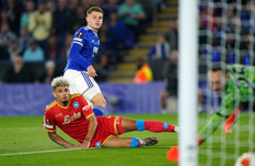Leicester give up two-goal lead against Napoli, Rangers beaten at home by Lyon