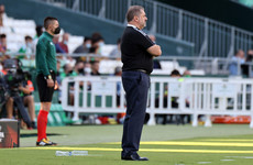Celtic boss sees 'good signs' after narrow Real Betis loss