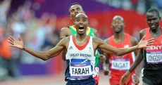 A picture paints 5,000 words: Farah makes history with double Olympic gold