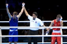 Silver lining: Nevin loses out in Olympic final