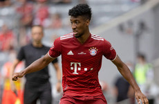 Bayern Munich forward Coman undergoes surgery due to minor added heartbeat