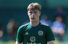 Ireland U21 midfielder Luca Connell sent out on loan by Celtic