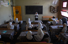 Only boys will restart secondary school in Afghanistan tomorrow