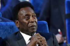Brazil football icon Pele 'stable' following readmission to intensive care