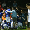 Late, late show from 10-man Finn Harps brings Dundalk to a replay