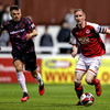 St Pat's keep FAI Cup bid on course with comfortable win over Wexford