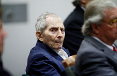 New York millionaire Robert Durst guilty of best friend's murder