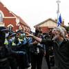 Police injured, hundreds arrested in Melbourne anti-lockdown protest
