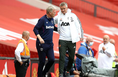 Moyes backs Solskjaer and says he only blames himself for disastrous Man United tenure