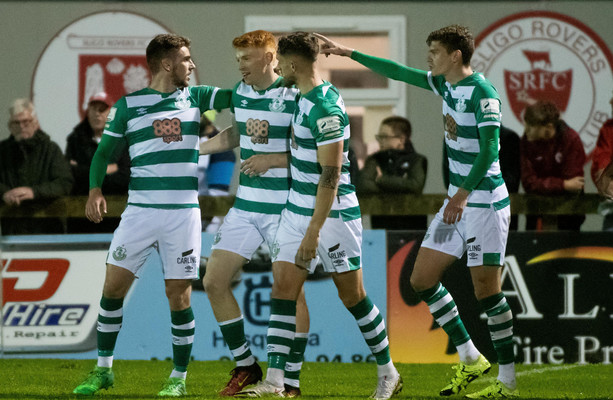 Gaffney's goal sends Shamrock Rovers six points clear at top of Premier Division