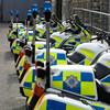 Garda in hospital following motorbike crash in Dublin