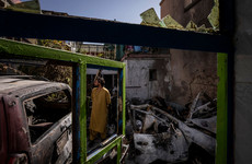 'Sorry is not enough', says survivor of US drone strike killings