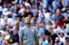 Pep Guardiola believes fatigue caught up with Man City against Southampton