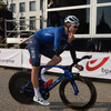 Italy's Filippo Ganna retains time-trial crown at World Cycling Championships