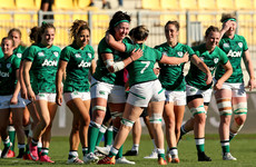 'She is outrageous' - coach Griggs sings praises of Ireland's teenage star, Parsons