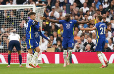 Tuchel's changes pay second-half dividends as Chelsea go top with Tottenham win