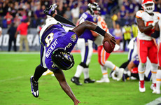 Ravens' Jackson outduels Mahomes, Brady throws five TDs for Buccaneers