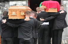 'Words inadequate' as mother and son laid to rest in Co Kerry