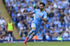 Gundogan adds to Manchester City's injury problems
