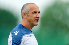 Conor O'Shea aims for pathway to drive England to World Cup trophies