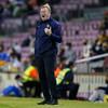 Koeman coming under pressure as Barcelona held to draw by Granada in La Liga