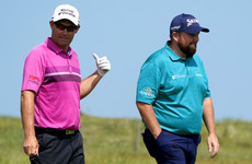 Lowry inspired by memories of Harrington at 2006 Ryder Cup in K Club