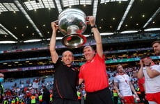 McGeary gives insight into 'footballing geniuses' Dooher and Logan