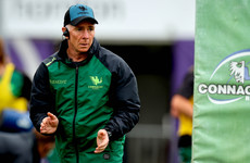 Connacht close in on new signing to help cover Buckley's long-term injury