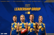 Tipperary star named in West Coast Eagles' leadership group for 2022 season
