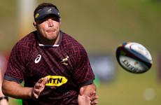 Former Springbok captain says 'demanding' Vermeulen will make big impression at Ulster