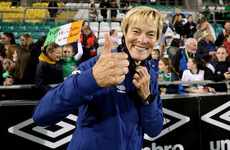 Vera Pauw: 'We are getting closer to our goal and I promise you it will happen'