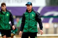 Fast, relentless, adaptable - Connacht's 'gardener' targets URC quarter-final