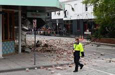 Australia struck by magnitude 5.9 earthquake