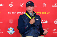'We're hoping they don't cross the line' - Stricker's message to US fans before Ryder Cup