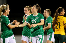 'It's been a long time coming, I'm over the moon' - Dream debut for Ireland's newest star Lucy Quinn