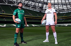 United Rugby Championship tie between Connacht and Ulster moved to the Aviva