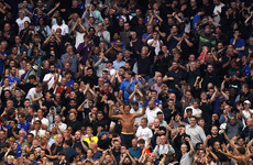 Premier League and Championship clubs to offer safe standing areas from January