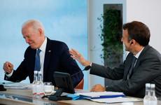 Biden and Macron to meet next month in submarines dispute
