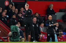 Solskjaer left ruing Man United's sloppy start and lack of cutting edge after League Cup exit