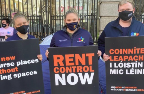 Varadkar pledges action to stop student accommodation 'being used for tourists'