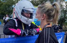 'I got an email from a woman in her 50s looking to get involved in motorsport'