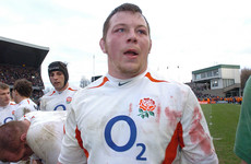Rugby World Cup winner Steve Thompson pledges his brain to dementia research