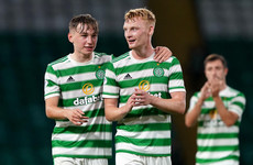Ireland defender Liam Scales makes debut as Celtic ease past Raith Rovers