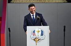 Padraig Harrington praises spirit in Team Europe as Ryder Cup begins
