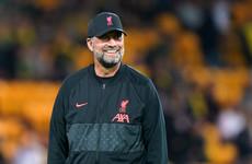 Jurgen Klopp hopes Liverpool duo Thiago Alcantara and Naby Keita are back soon