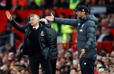 Solskjaer claims 'big difference' in penalty count since Jurgen Klopp complaints