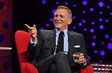 Sofa Watch: The Late Late Is Not Enough (for Daniel Craig)
